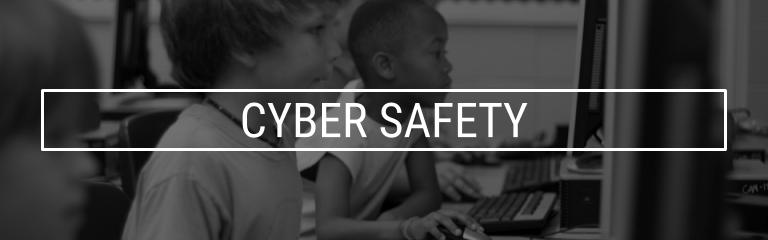 cyber safety banner