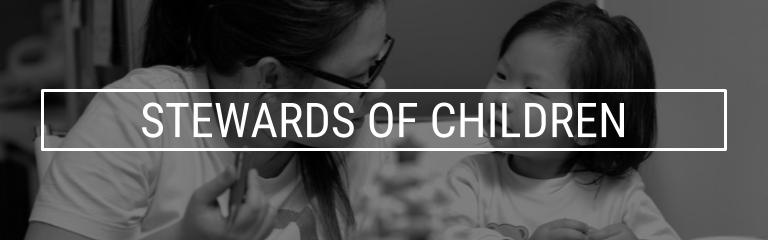 Stewards of Children banner