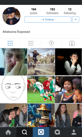 allatoona exposed